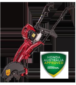 Atom 562 Professional Honda powered 4-Stroke Lawn Edger