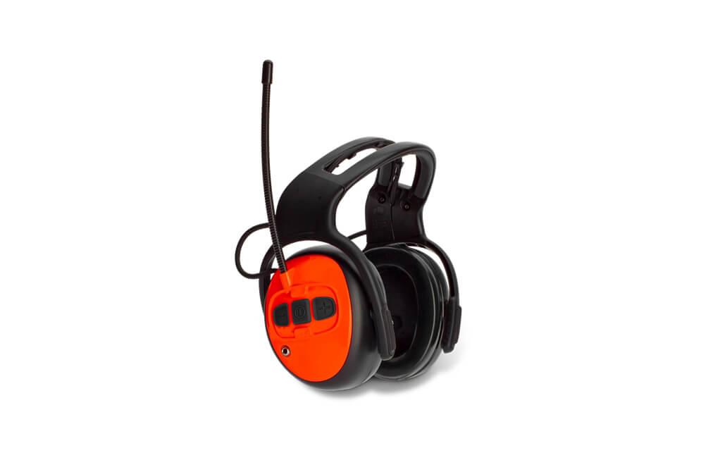 FM Radio Earmuff