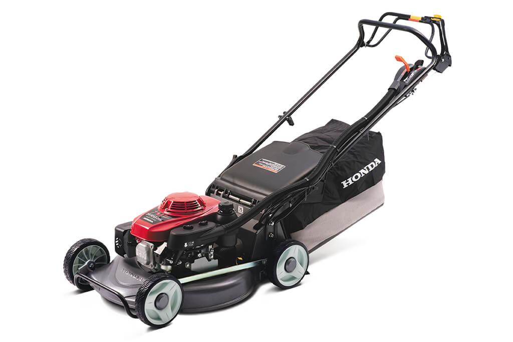 HRU216 Buffalo Pro Honda Lawnmower