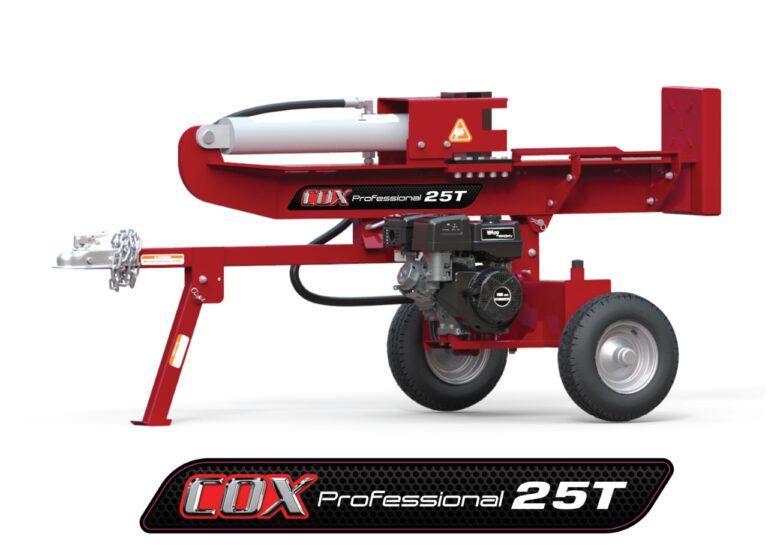 Cox CLS25C Log Splitter