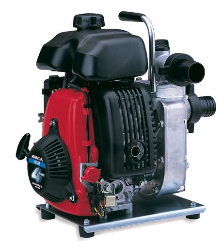 WX15 Honda Pump