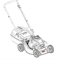 Cox CP18S Push Mower
